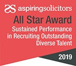 Aspiring Solicitors All Star Awards 2019