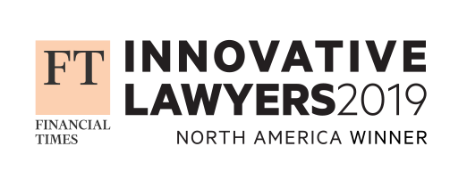 Financial Times NA Innovative Lawyers 2019