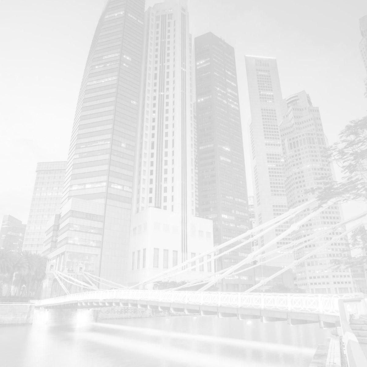 Downtown Singapore skyline Dechert law