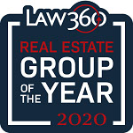 Law360 Real Estate Group of the Year 2020