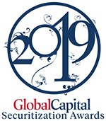 GlobalCapital Securitization Awards 2019 Logo