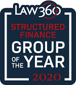 Law360 Structured Finance Group of the Year 2020